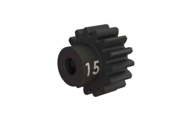 Gear, 15-T pinion (32-p), heavy duty (machined, hardened ste