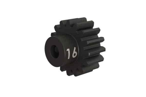 Gear, 16-T pinion (32-p), heavy duty (machined, hardened ste