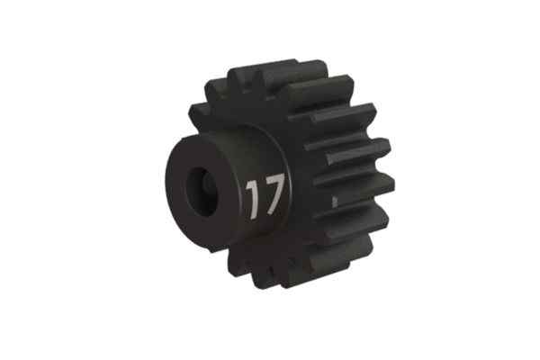 Gear, 17-T pinion (32-p), heavy duty (machined, hardened ste