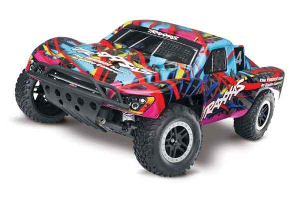 Traxxas Nitro Slash TQ 2.4GHz TSM Hawaii