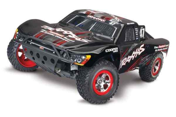 Traxxas Nitro Slash TQ 2.4GHz TSM Mike Jenkins