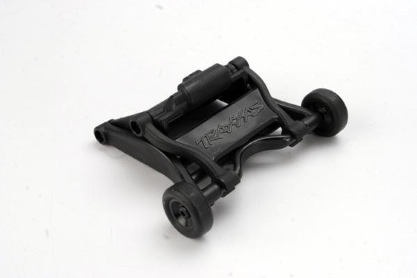 Wheelie bar, assembled (fits all Maxx trucks)