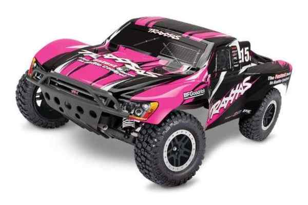 TRAXXAS Slash RTR 2.4GHz LIMITED PINK-Edition