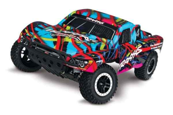 Traxxas Slash VXL Brushless link enabled TSM no bat Hawai
