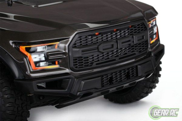 Traxxas Ford F-150 Raptor 1/102WD 2.4GHz (incl. 8.4V battery