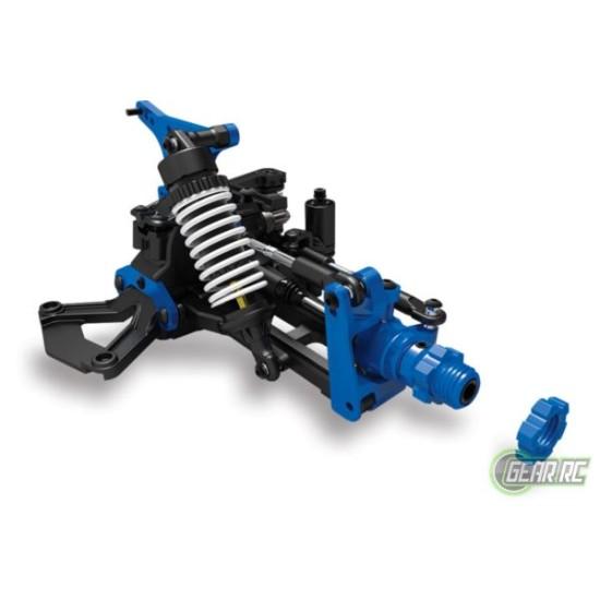 Traxxas XO-1 Supercar (no lipos)  TSM blue