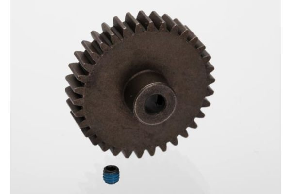 Gear, 34-T pinion (1.0 metric pitch, 20> pressure angle) (fi