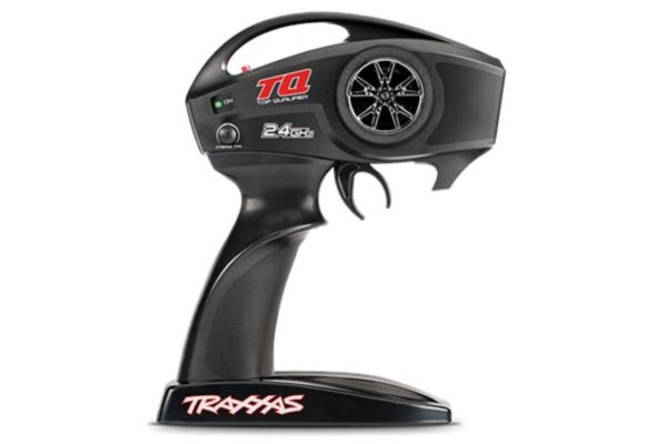 Traxxas Transmitter TQ 2.4GHz 2-channel transmitter only