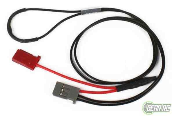 Temp/Voltage Telemetry Sensor - long