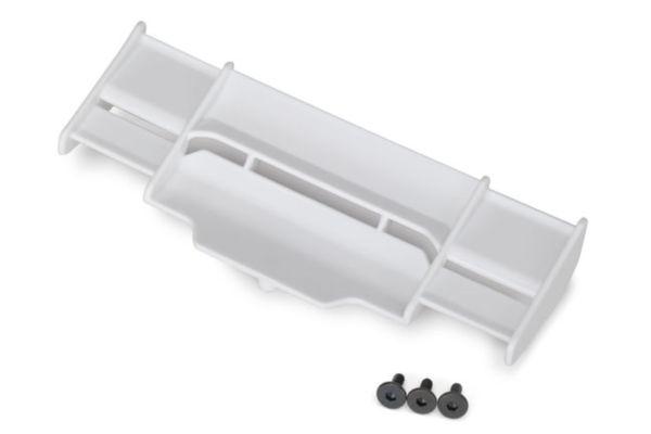 Wing Rustler 4X4 white 3x8mm FCS 3