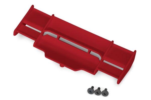 Wing Rustler 4X4 red 3x8mm FCS 3