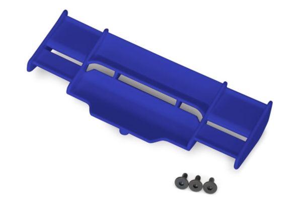 Wing Rustler 4X4 blue 3x8mm FCS 3