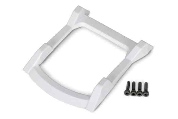 Skid plate, roof (body)/ 3x12mm CS (4) White