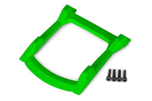 Skid plate, roof (body)/ 3x12mm CS (4) GREEN