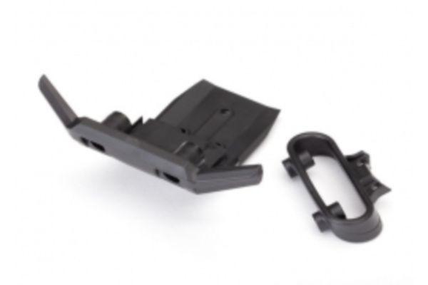 Bumper, front/ bumper support