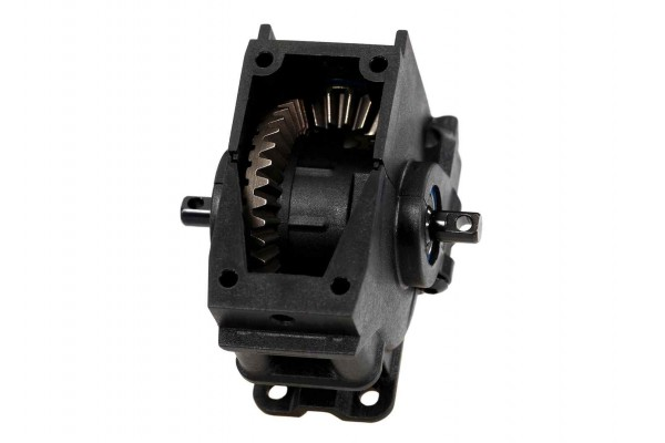 Differential, rear (complete with pinion gear and differential plastics) (fits 1/10-scale 4X4 Slash, Stampede, Rustler, Rally)