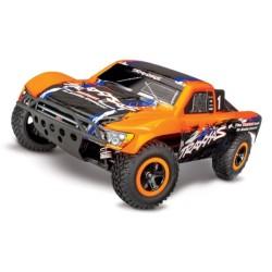 Traxxas Slash vxl 4x4 TQi  oranje zonder batterij en lader