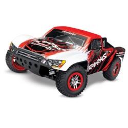 Traxxas Slash vxl 4x4 TQi  rood zonder batterij en lader
