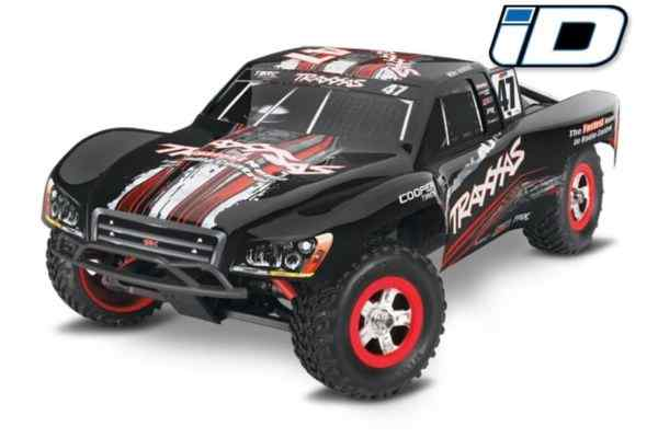 Traxxas Slash 1/16, Brushed 2.4GHz