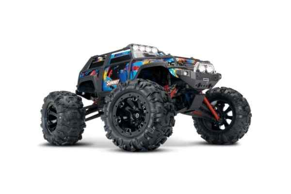 Traxxas Summit 1/16 RTR (incl. battery and charger)