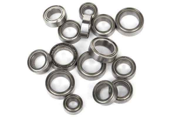 4X8M Bearings Set Complete Bearings: