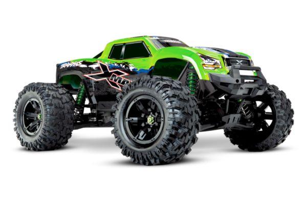 Traxxas X-Maxx 4WD 8S brushless monstertruck Groen