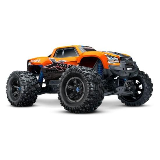 Traxxas X-Maxx 4WD 8S brushless monstertruck OrangeX