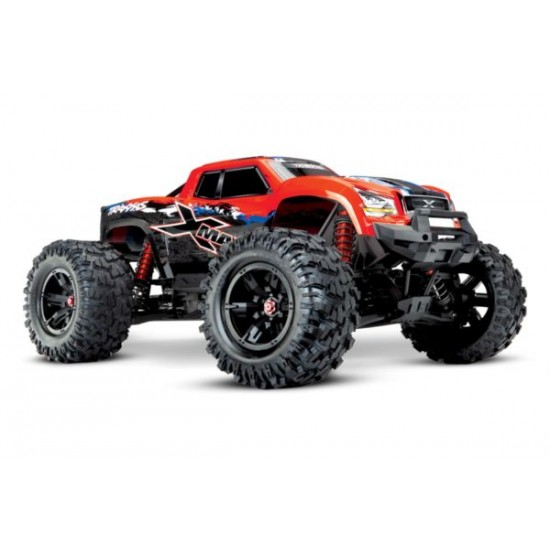 Traxxas X-Maxx 4WD 8S brushless monstertruck Rood X