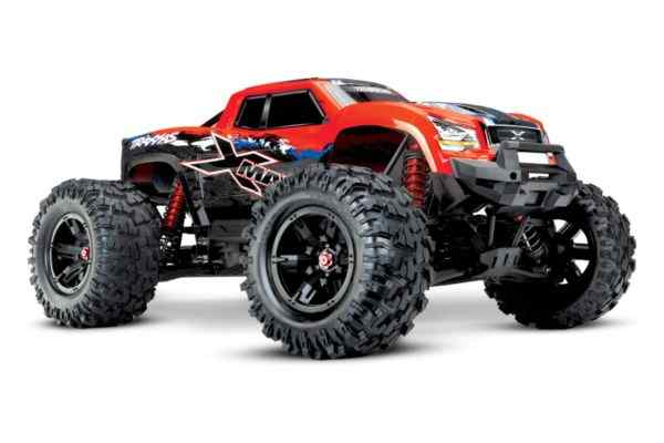 Traxxas X-Maxx 4WD 8S brushless monstertruck Rood X