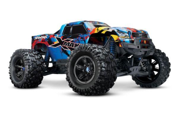 Traxxas X-Maxx 4WD 8S brushless monstertruck rock & roll