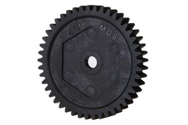 Spur gear, 45-tooth (TRX-4)