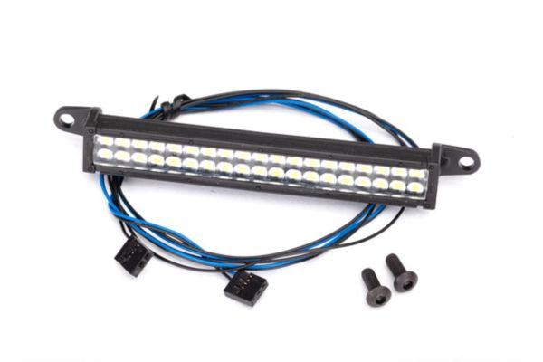 LED light bar, headlights (fits #8111 body, requires #8028 power supply)