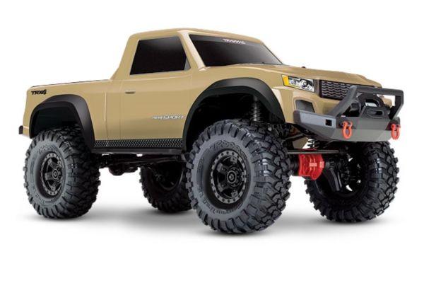 Traxxas TRX4 sport zand kleur