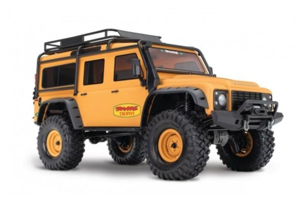 Traxxas Land Rover Defender Crawler Trophy Edition Limited