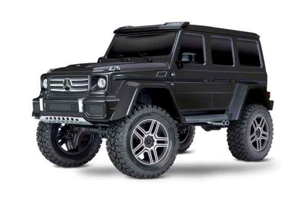 TRX-4 Mercedes G500 4x4 black