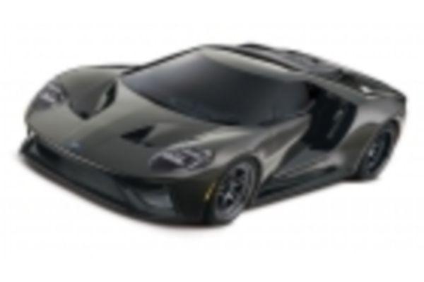 TRAXXAS Ford GT / 4Tec 2.0 Zwart zonder accu en lader