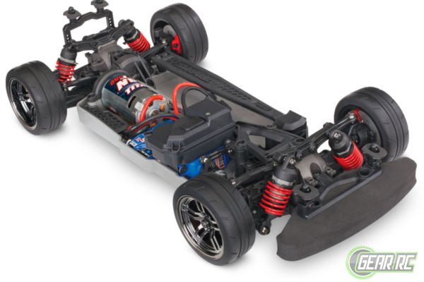 TRAXXAS Ford GT / 4Tec 2.0 No battery no charger