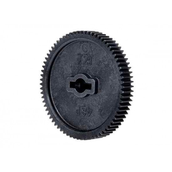 Spur gear, 72-tooth (48 pitch)