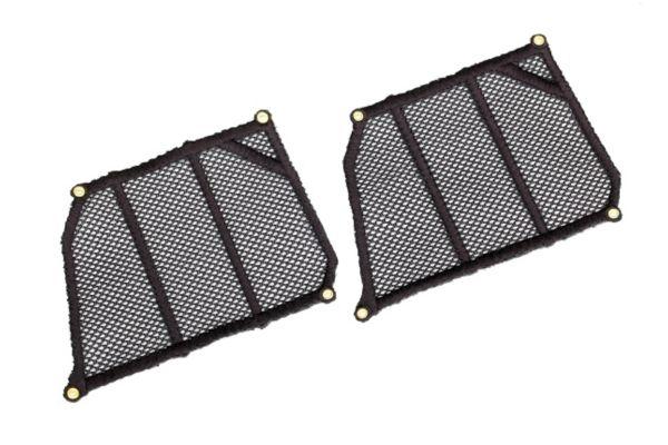 Window nets (2)/ 2.5x8mm CS (8)