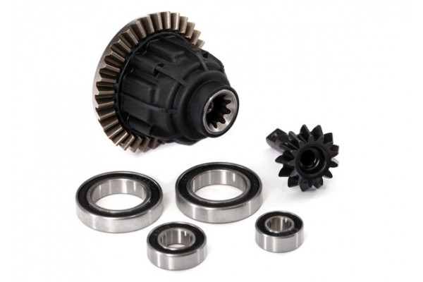 Differential, front, complete (fits Unlimited Desert Racer)