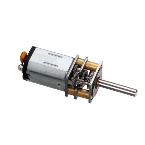 Gearmotor, winch