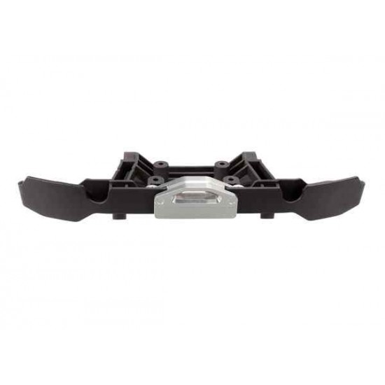 Bumper, front/ aluminum fairlead (winch)/ 2.5x10 CS (6) (fits TRX-4 Mercedes-Benz G 500 and G 63 with 8855 winch)