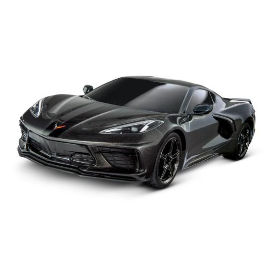 Traxxas Chevrolet Stingray 1/10 Scale Awd Supercar 4Tec 3.0 Black