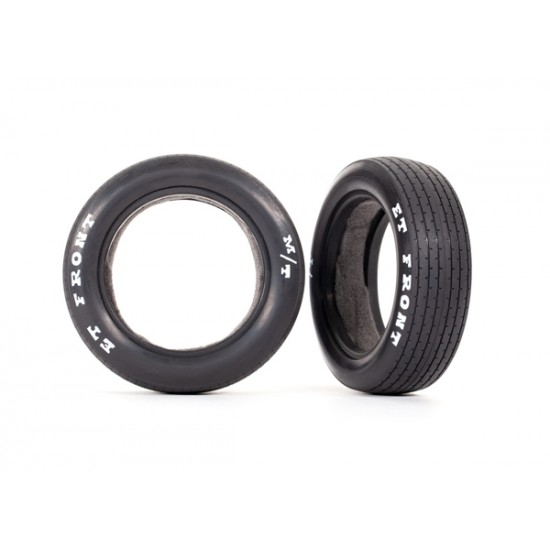 Tires, front (2)/ foam inserts (2)