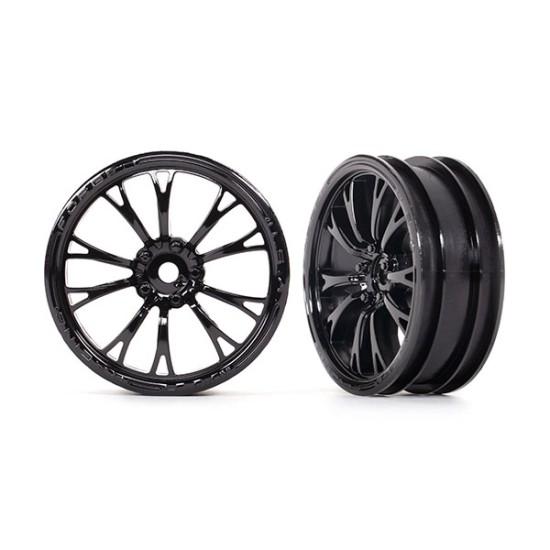Wheels, Weld gloss black (front) (2)