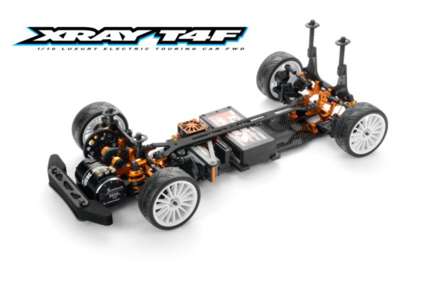 XRAY T4F 2019 specs 1/10 luxury electric FWD touringcar