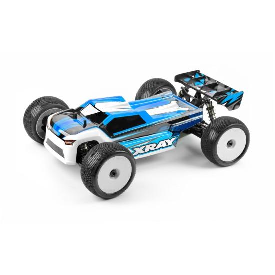 Xray Xt8E 2022 1/8 Luxury Electric Racing Truggy bouwdoss
