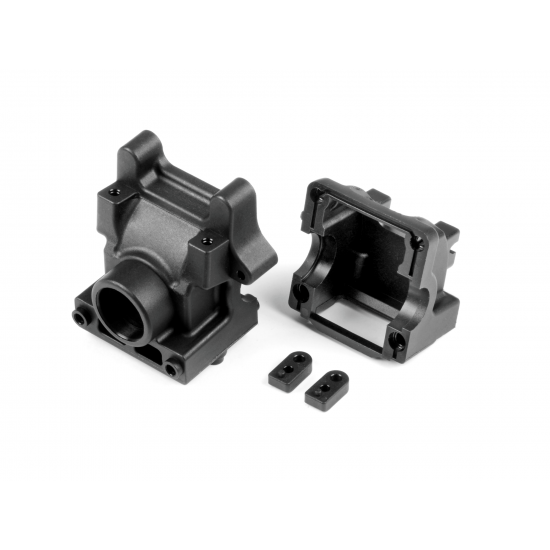 Gt Composite Diff Bulkhead Block Set With Air Cooling