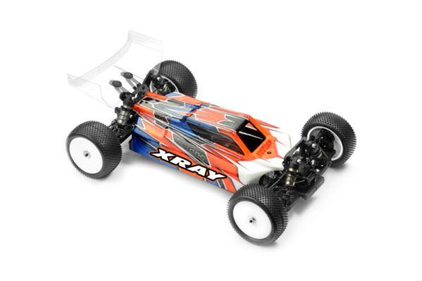 XRAY XB4 2020 - 4WD 1/10 ELECTRIC OFF-ROAD CAR