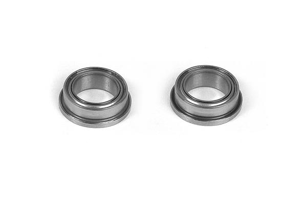 Ball-Bearing 1/4 X 3/8 X 1/8 Flanged (2)